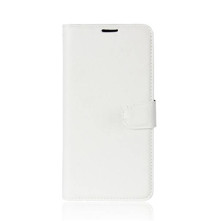 EG Mornrise Custodia a portafoglio per Samsung Galaxy S9 Plus - bianca