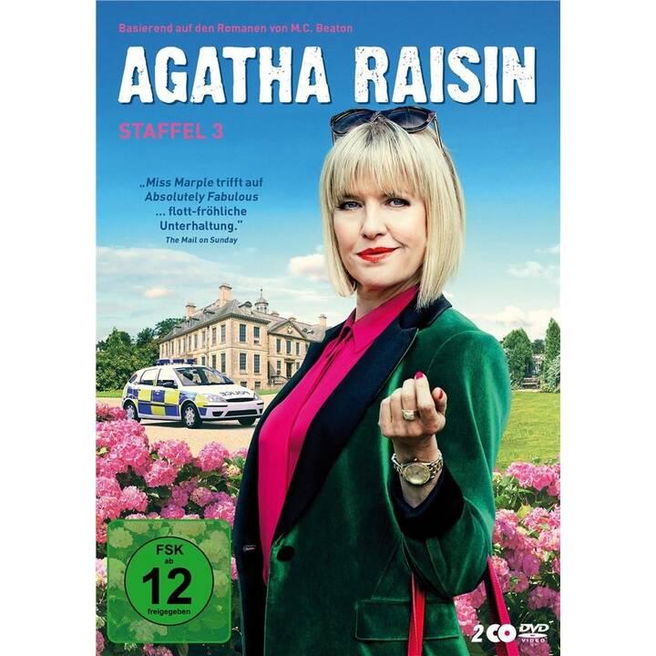 Agatha Raisin Saison 3 (DE, EN)
