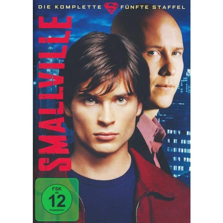 Smallville Saison 5 (IT, DE, EN)