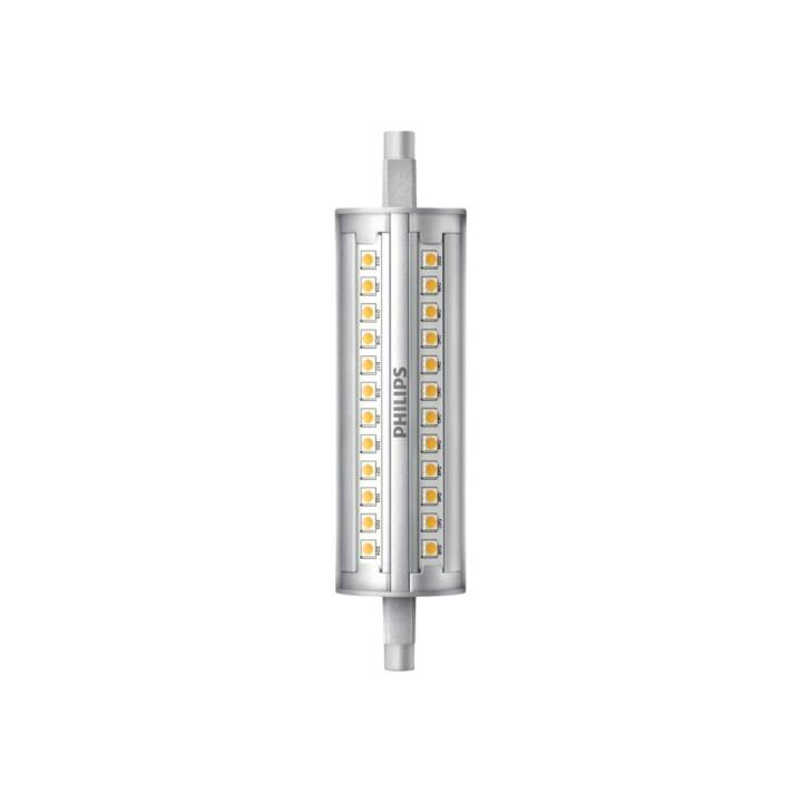 PHILIPS LED-Lampe 14 W R7s Stabform, dimmbar
