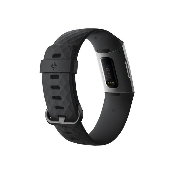 FITBIT Charge 3 (S, L, Nero)
