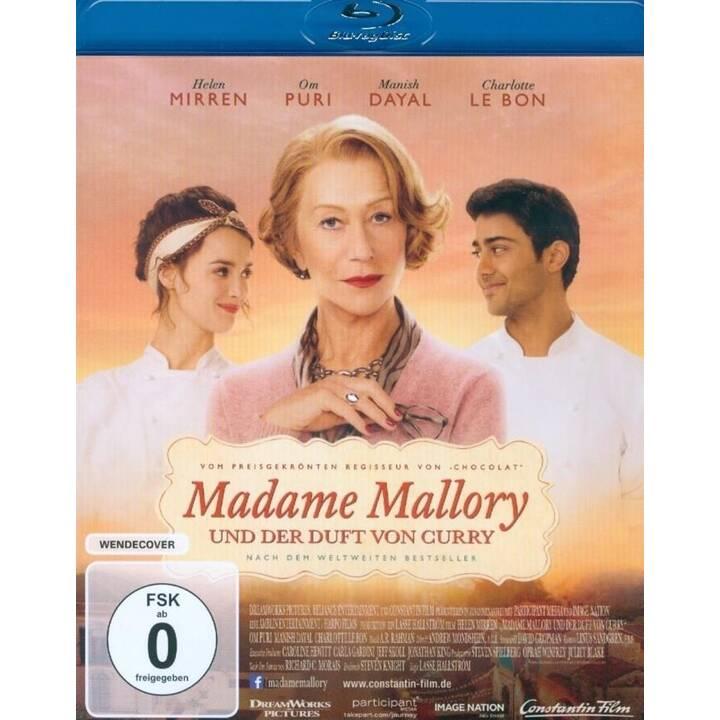 Madame Mallory und der Duft von Curry (DE, EN)