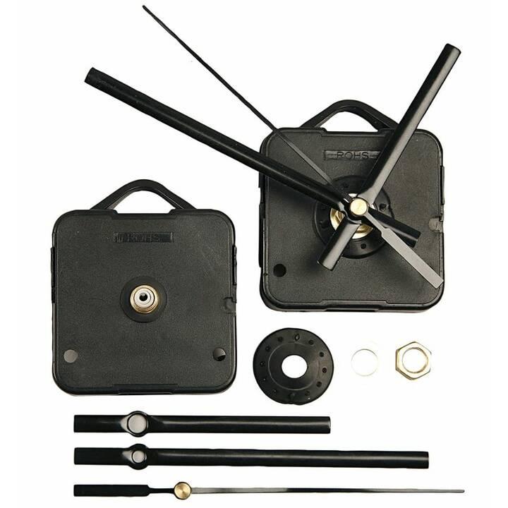 CREATIV COMPANY Mechanisches Uhrwerk 10 mm (Schwarz)
