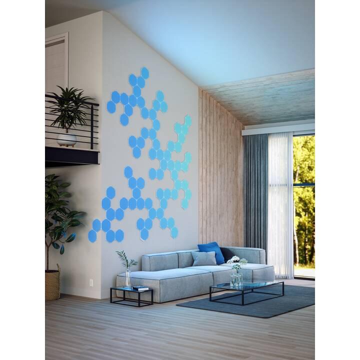 NANOLEAF LED Stimmunglicht Hexagon Panels 9x (Mehrfarbig)