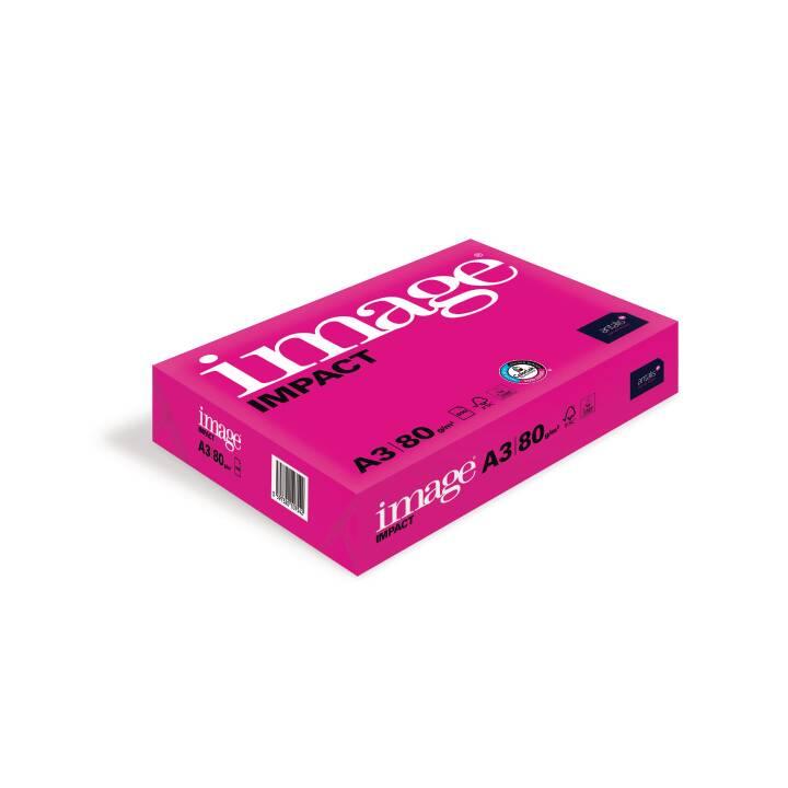 ANTALIS Image Impact Papier photocopie (A3, 500 feuille)