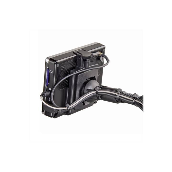 Serre-câble HAMA, 300 mm, noir, 50 pcs.