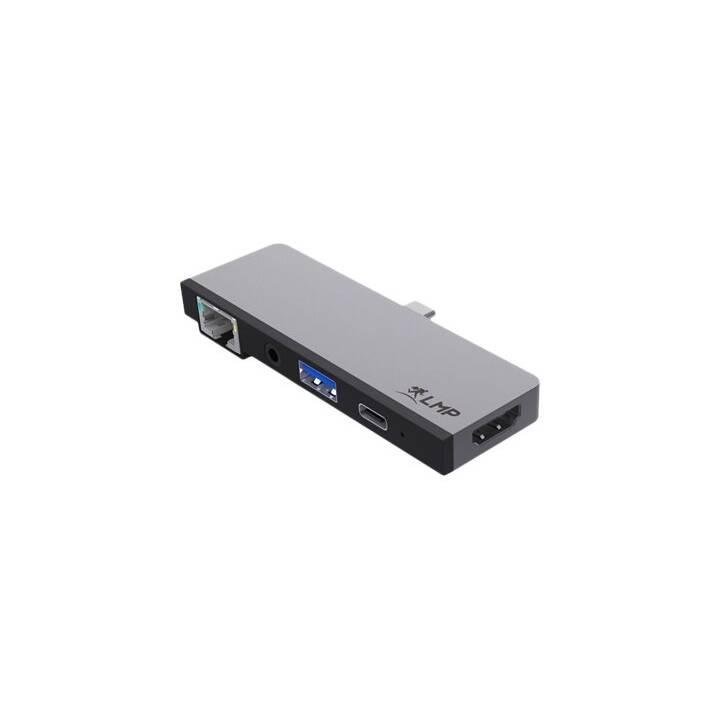 LMP 22839 (3 Ports, USB Type-A, USB Type-C, HDMI)
