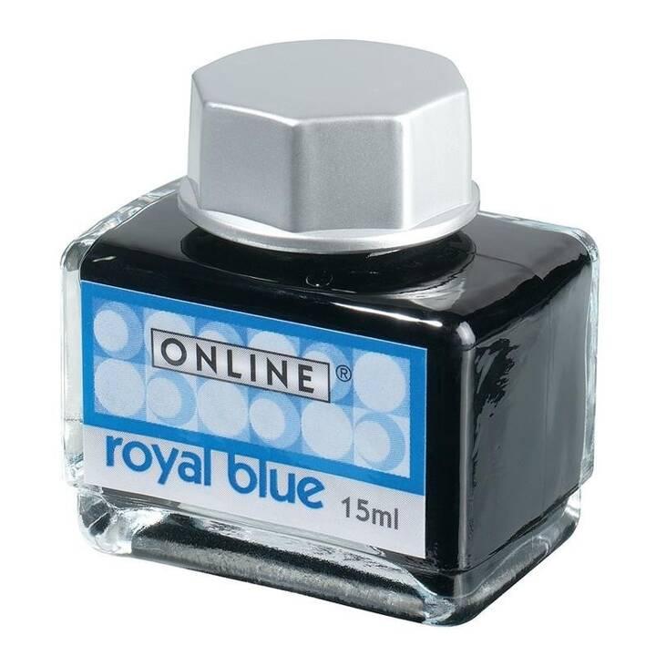 ONLINE Inchiostro (Blu, 15 ml)