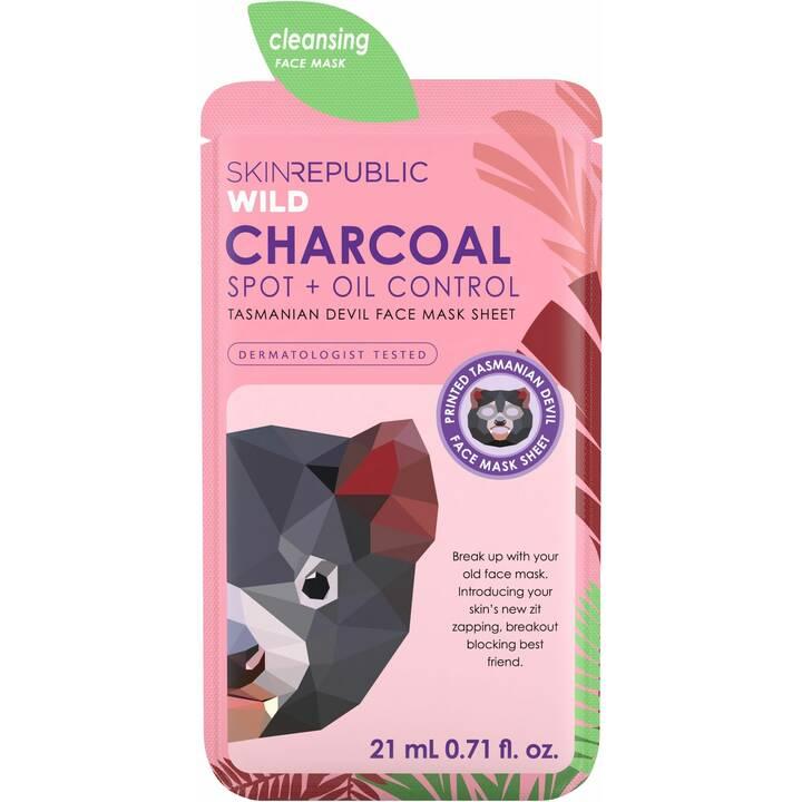 SKIN REPUBLIC Charcoal Spot + Oil Control (21 ml)