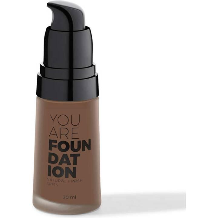 YOU ARE Make-up (Chocolate, 30 ml, Flüssig)