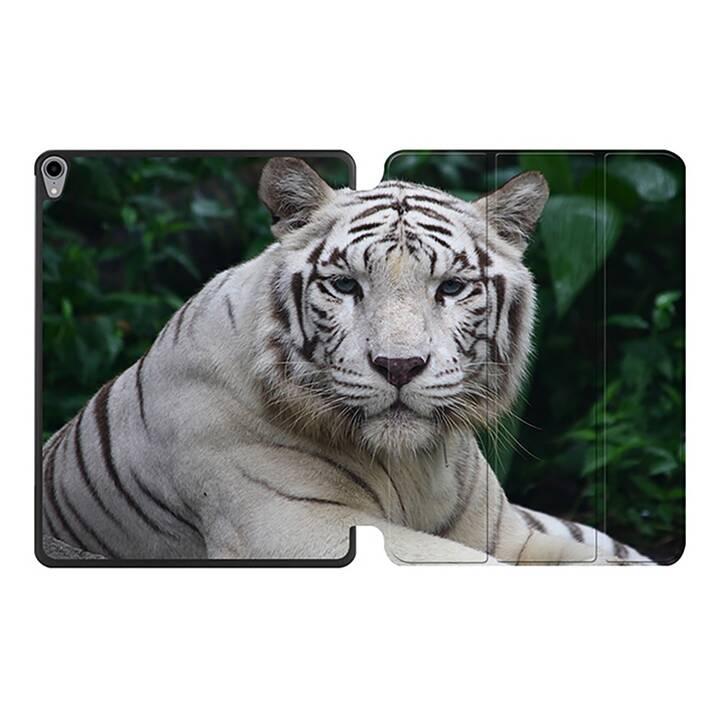 "EG MTT Coque pour iPad Pro 12.9"" 2018 - tigre"