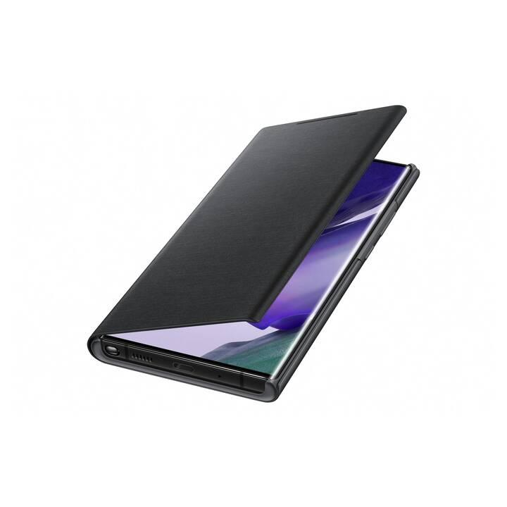 SAMSUNG Backcover Smart LED (Galaxy Note 20 Ultra, Galaxy Note 20 Ultra 5G, Schwarz)