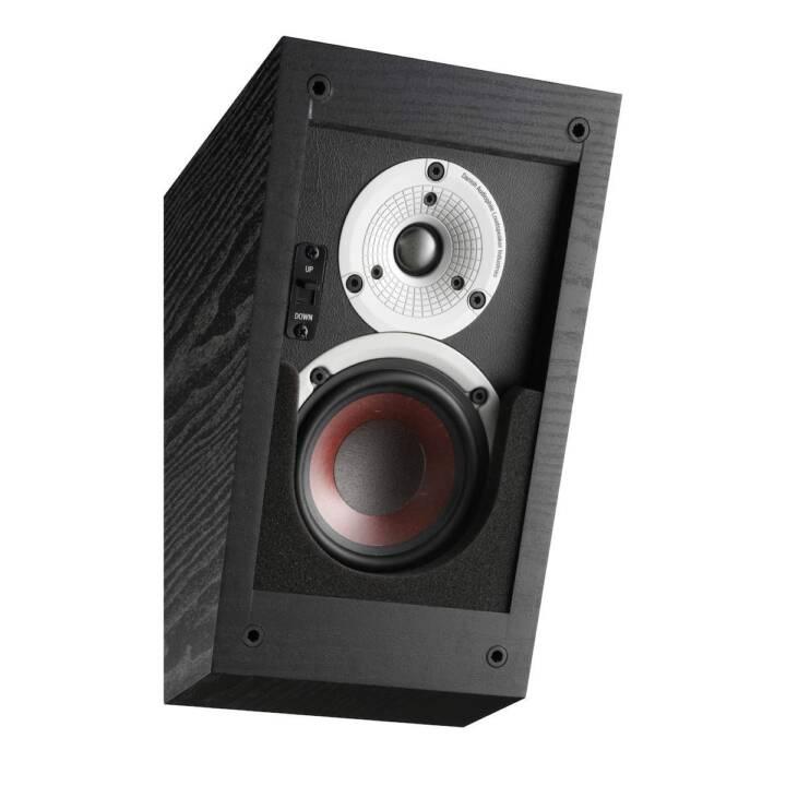 DALI Alteco C-1 Dolby Atmos (Surround-Lautsprecher, Schwarz)
