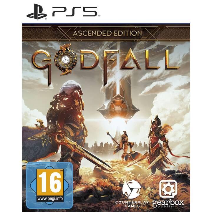 Godfall - Ascended Edition (DE)