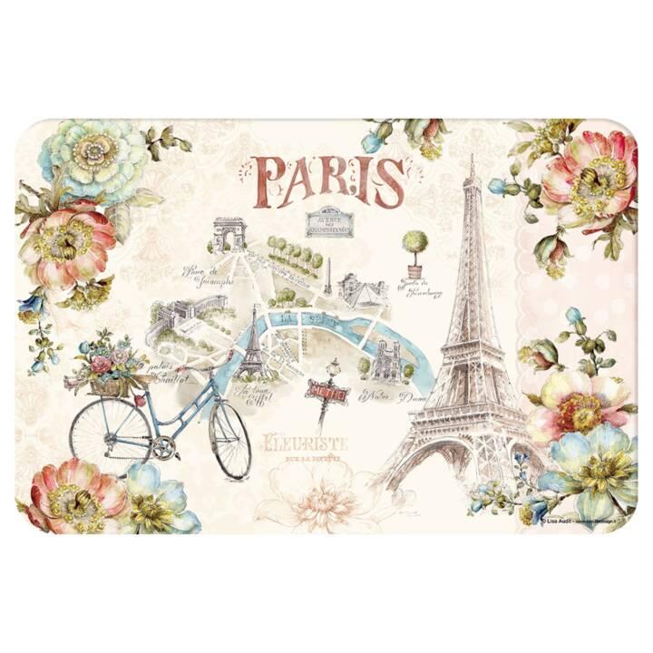 EASY LIFE Set de table Paris forever (1 Stk, Polypropylène, Multicolore)