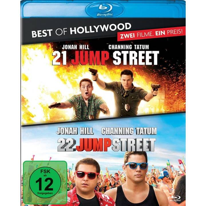 21 Jump Street / 22 Jump Street (EN, DE)