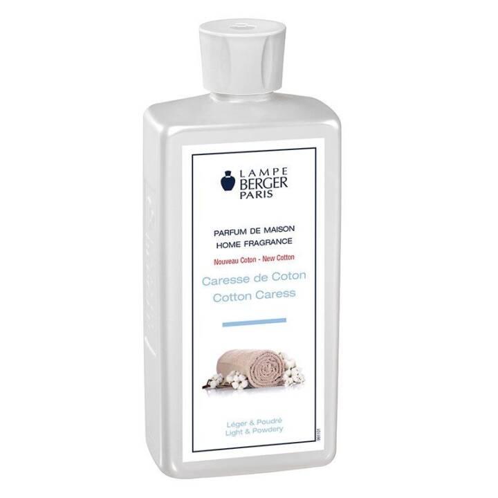 LAMPE BERGER Recharge pour lampe parfumée Caresse de Coton (Coton, 500 ml)