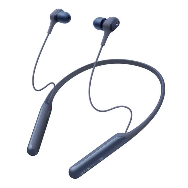 SONY WIC600NL (In-Ear, Bluetooth 4.2, NFC, Blu)