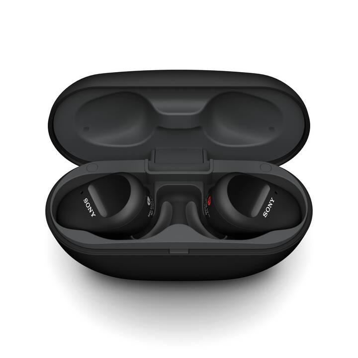 SONY WF-SP800N (In-Ear, Bluetooth, Nero)