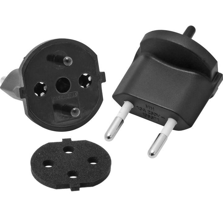 MAX HAURI Fixadapter IP44 T11 2-pin