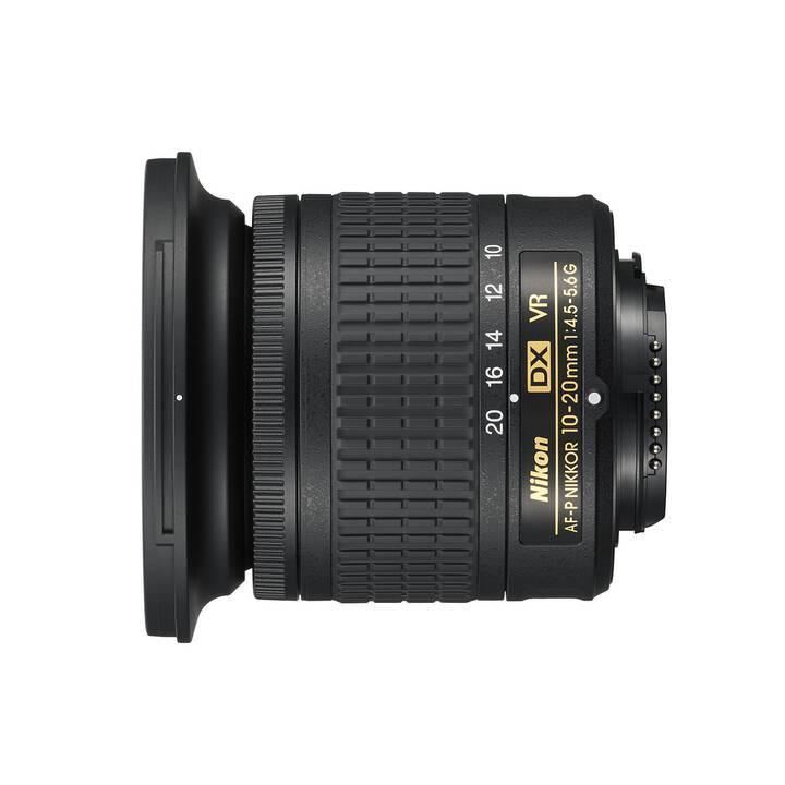 NIKON Nikkor AF-P DX (10-20mm, f/4.5-5.6) G VR