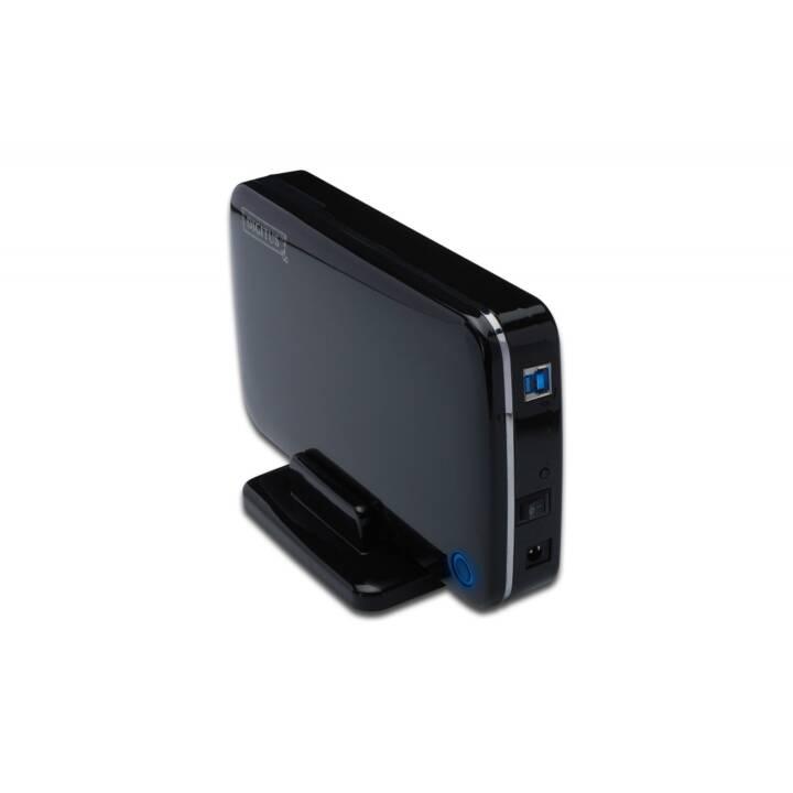 DIGITUS Disco rigido esterno SSD/HDDDD 3.5, da SATA a USB 3.0