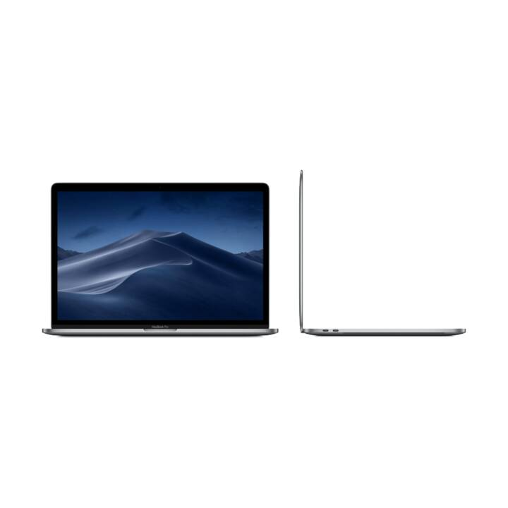 "APPLE MacBook Pro 15"" Touch Bar, Space Grau, i9, 32 GB RAM, 1 TB SSD, 2018"