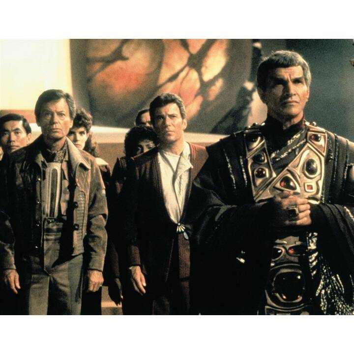 Star Trek 3 - Auf der Suche nach Mr. Spock (ES, IT, DE, EN, FR)