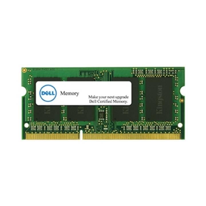 DELL A8860718 (1 x 4 Go, DDR4-SDRAM, SO-DIMM 260-Pin)