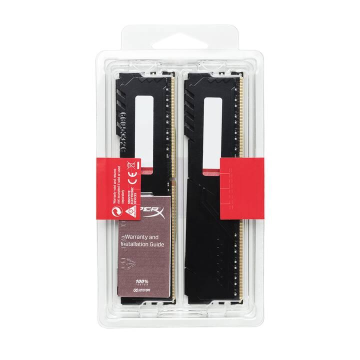 KINGSTON Fury (2 x 32 GB, DDR4-SDRAM, DIMM 288-Pin)