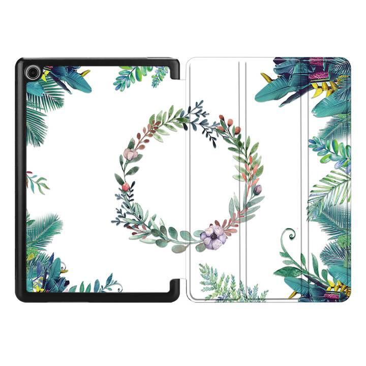 """EG MTT cover per HUAWEI MediaPad T5 10.1"""" 2018 - fiore"""