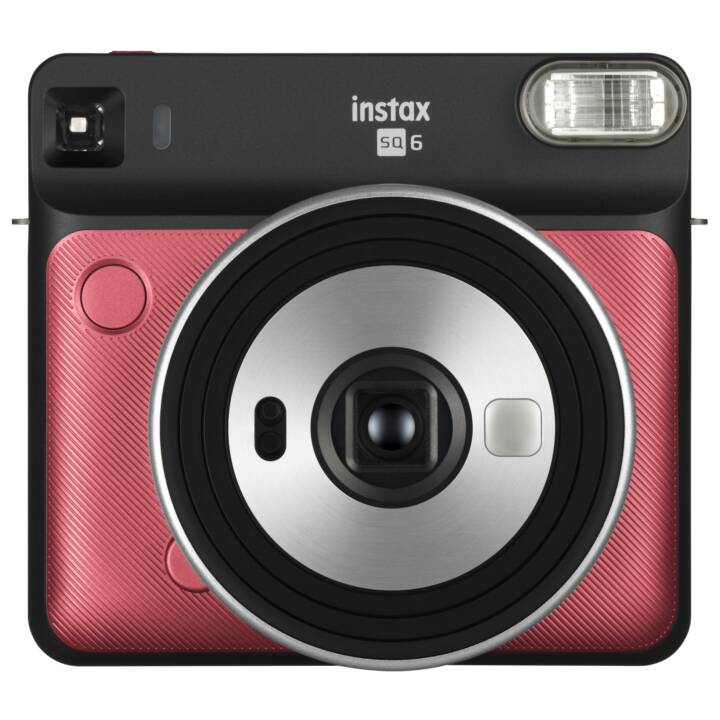 FUJIFILM Instax Square SQ6, Red