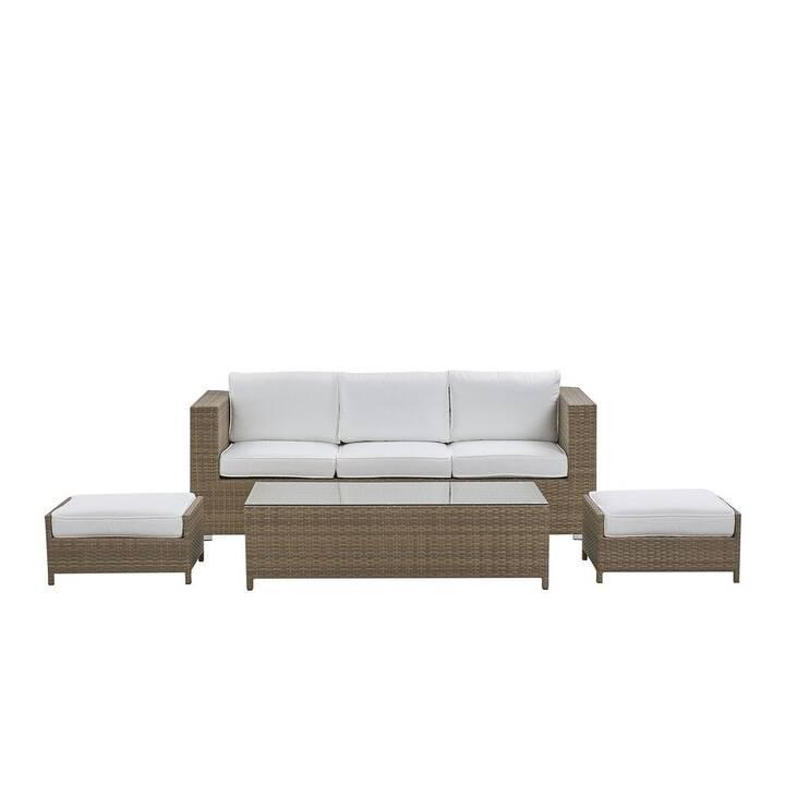 BELIANI Lounge da giardino Belluno
