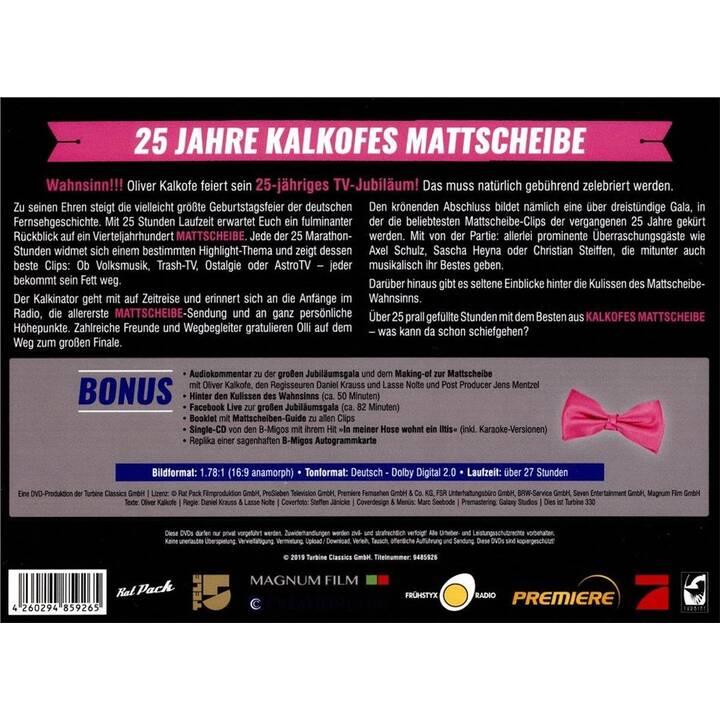 Kalkofes Mattscheibe - 25 Jahre Kalkofes Mattscheibe (DE)
