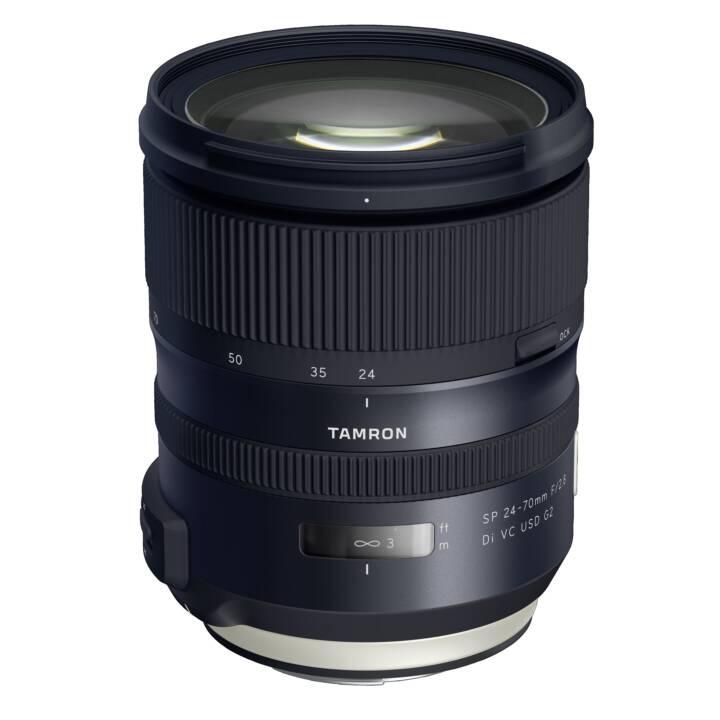 TAMRON AF SP (24-70mm, f / 2.8)