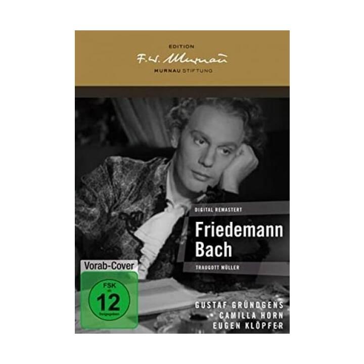 Friedemann Bach (DE)