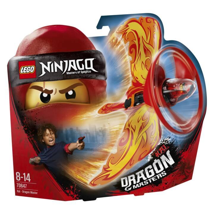 LEGO Ninjago Drachenmeister Kai (70647)