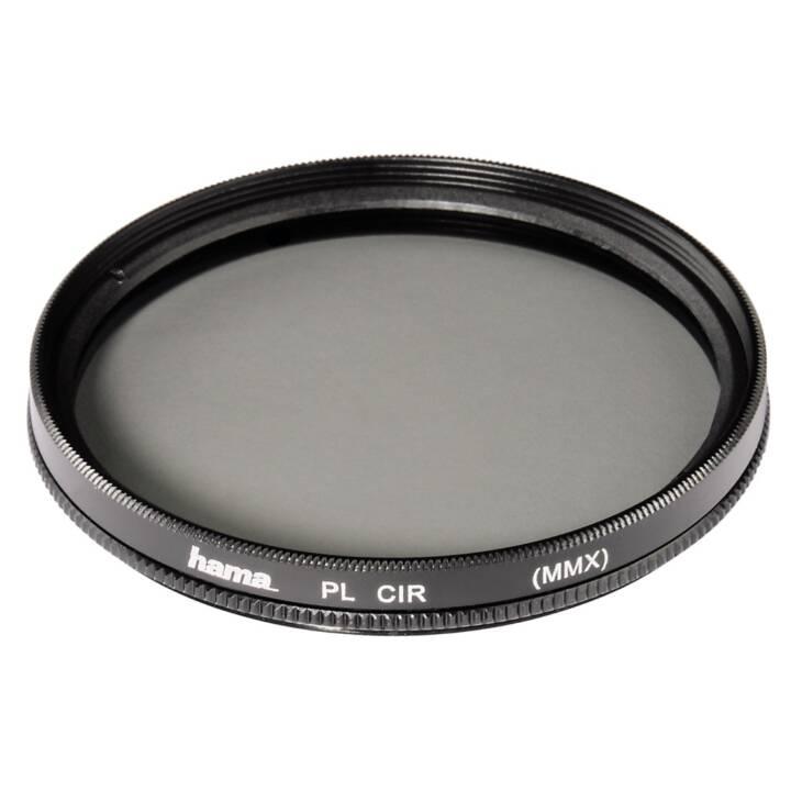 Filtro a polarizzazione HAMA circolare, 58 mm