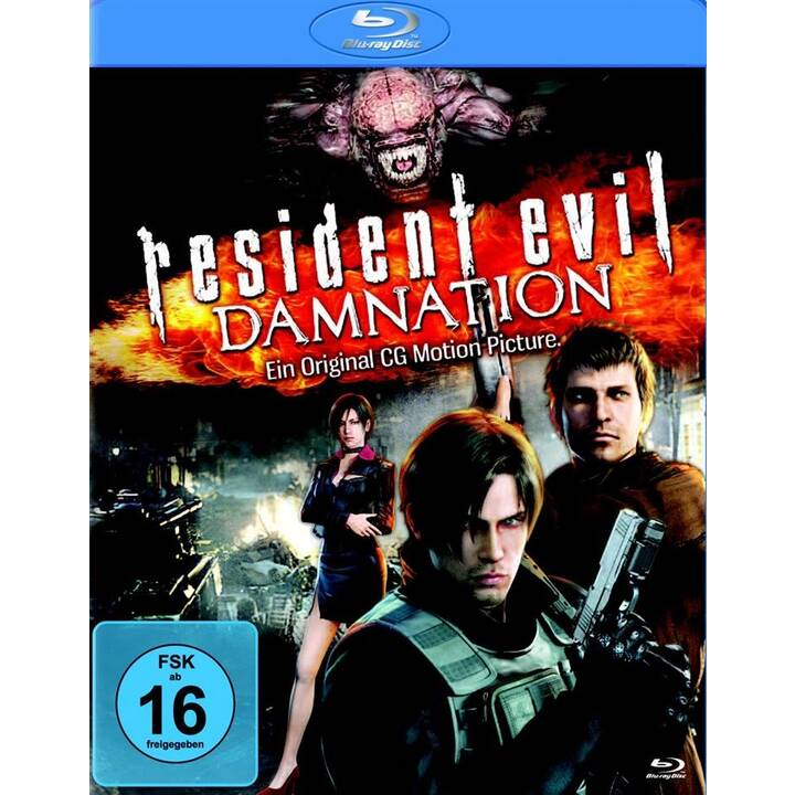 Resident Evil - Damnation (IT, DE, EN)