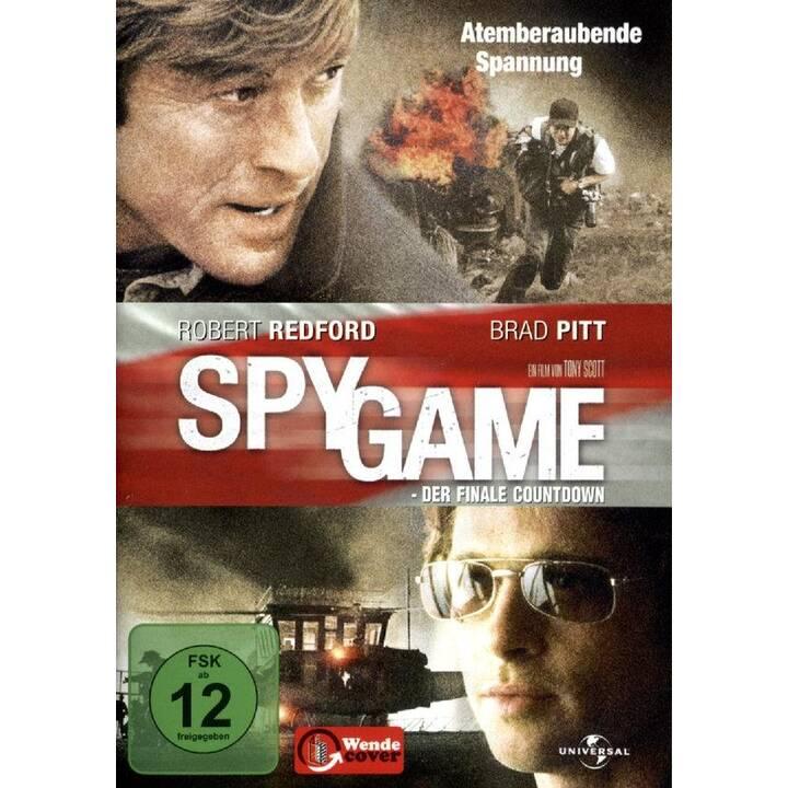 Spy Game (DE, EN)