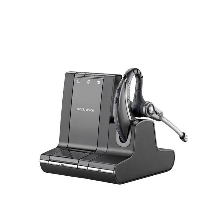 PLANTRONICS Savi W730-M Mobiles Headset Schwarz