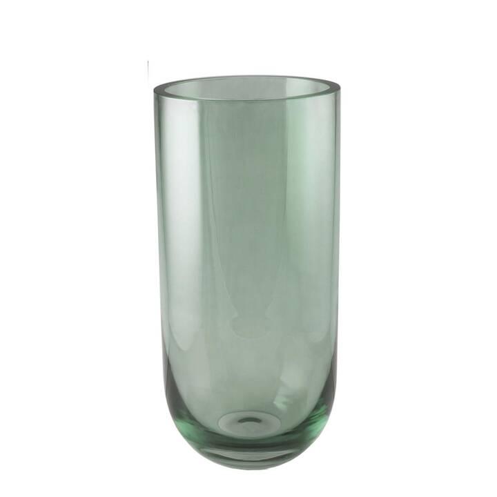 KAHEKU Vase Gandia (29.5 cm, Vert)