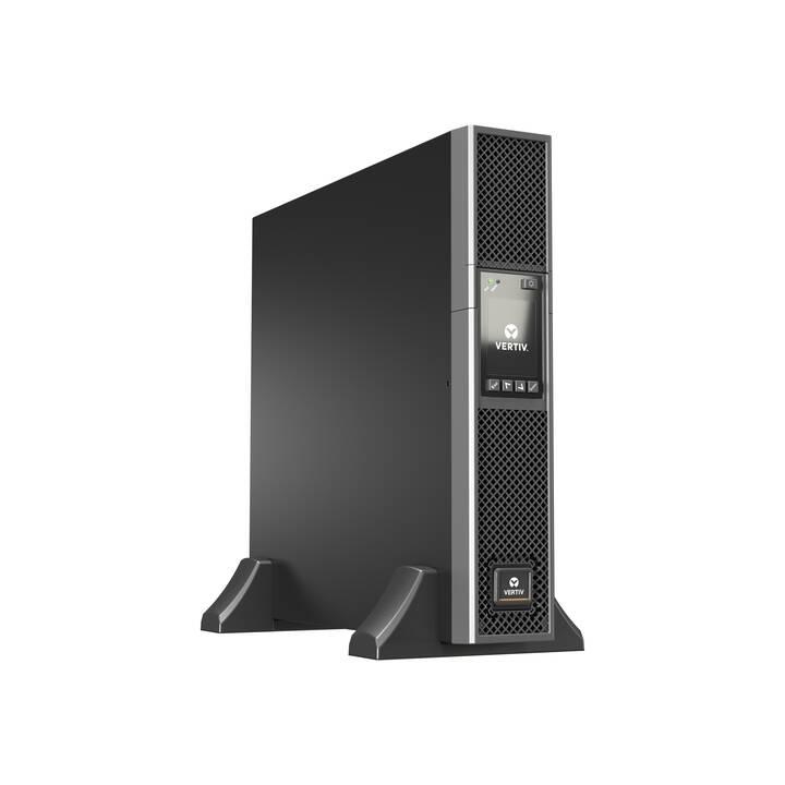VERTIV Liebert GXT5 Gruppo statico di continuità UPS (3000 VA, 3000 W, Online)