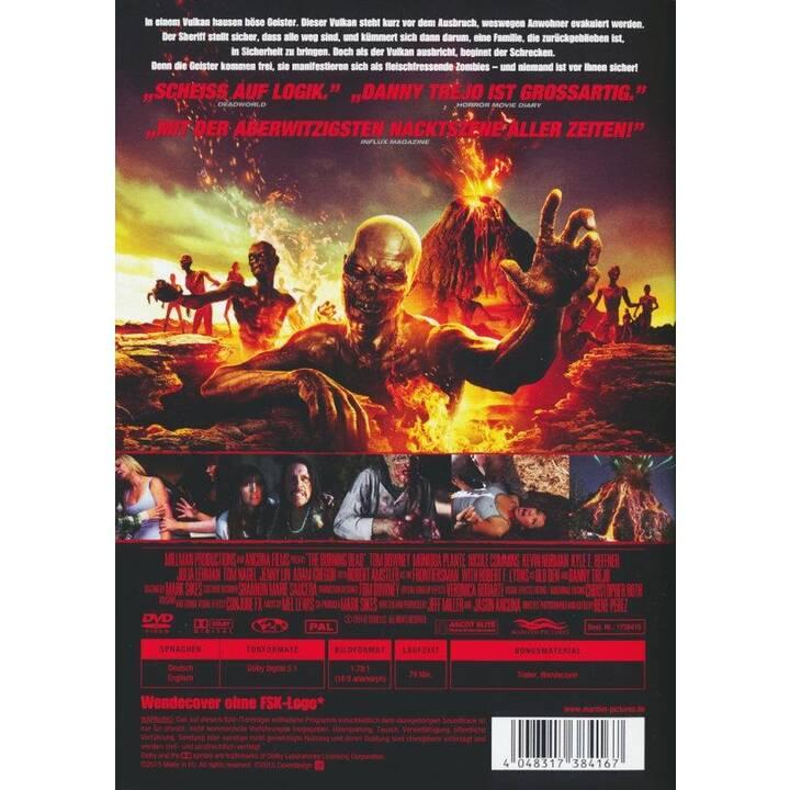 Volcano Zombies - Die Toten brennen nicht (DE, EN)