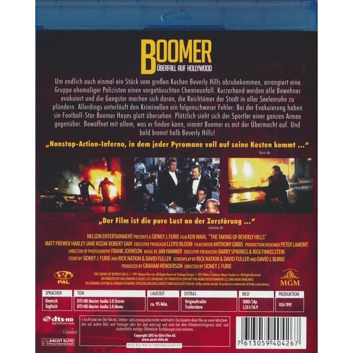 Boomer - Überfall auf Hollywood (DE, EN)