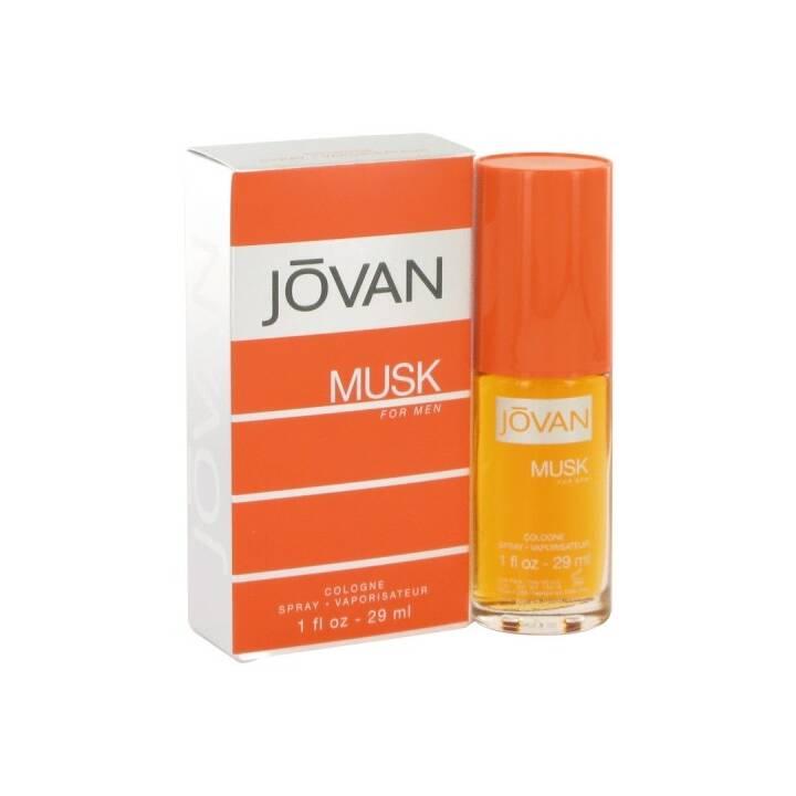 JOVAN MUSK (30 ml, Eau de Cologne)