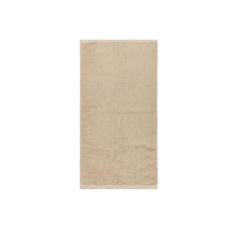 SÖDAHL Serviette Comfort (50 cm x 100 cm, Beige)