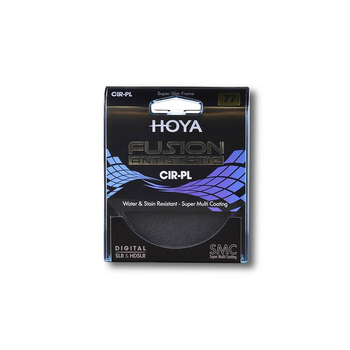 HOYA Fusion Antistatic CIR-PL Polarisationsfilter (86 mm)