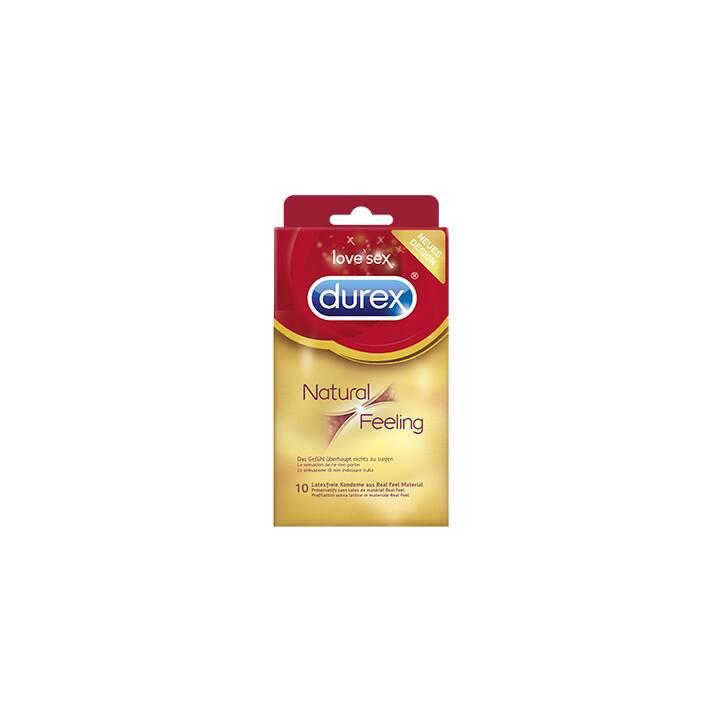 DUREX Kondome Natural Feeling latexfrei (10 Stk.)