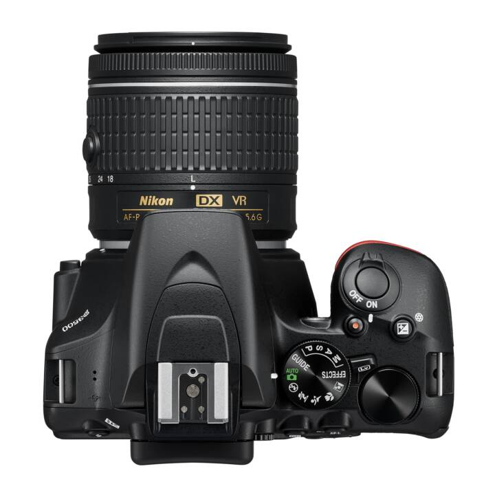 NIKON DSLR D3500 + AF-P 18-55 mm VR